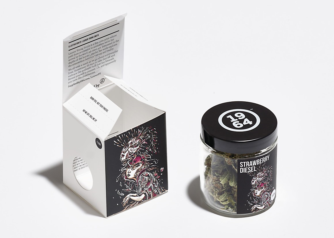 Cannabis Concentrate Packaging